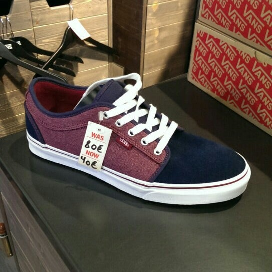 90d77ca5f9 Photo taken at Vans Store by Peter B. on 7 24 2015