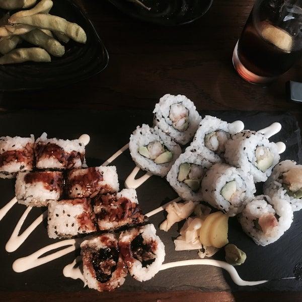 8/15/2017 tarihinde Lisa L.ziyaretçi tarafından Banyi Japanese Dining'de çekilen fotoğraf