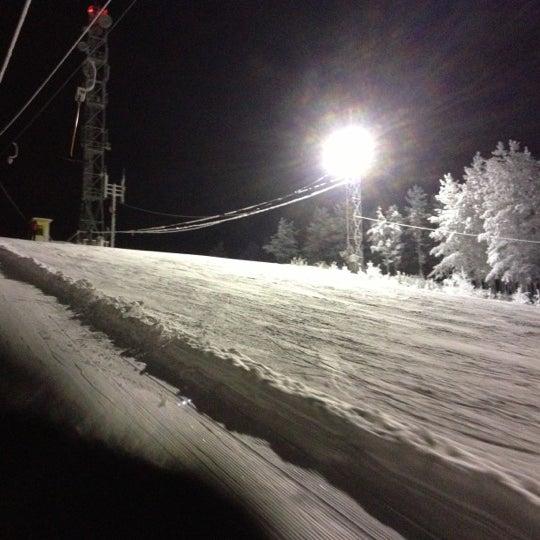 Снимок сделан в ГЛК Гора Пильная пользователем Stella 12/15/2012