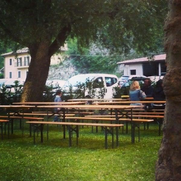 Foto scattata a Ristorante Pizzeria Dal Pescatore da Emanuele P. il 7/6/2013