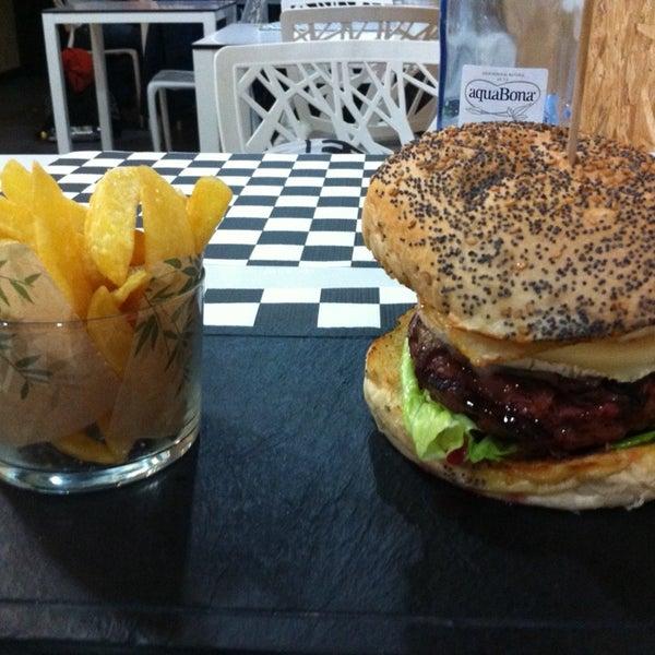 Tremendas hamburguesas!