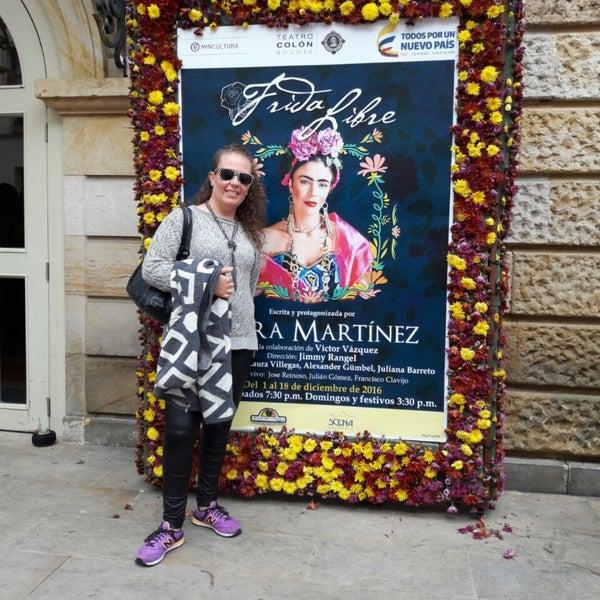 Das Foto wurde bei Teatro Colón von Laura M. am 12/11/2016 aufgenommen