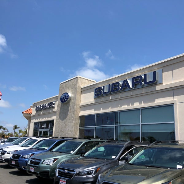 Photos At Bob Baker Volkswagen Subaru Auto Dealership In Carlsbad