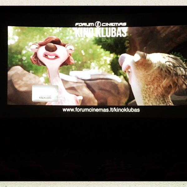 Foto scattata a Forum Cinemas Akropolis da Skirmantas J. il 9/17/2016