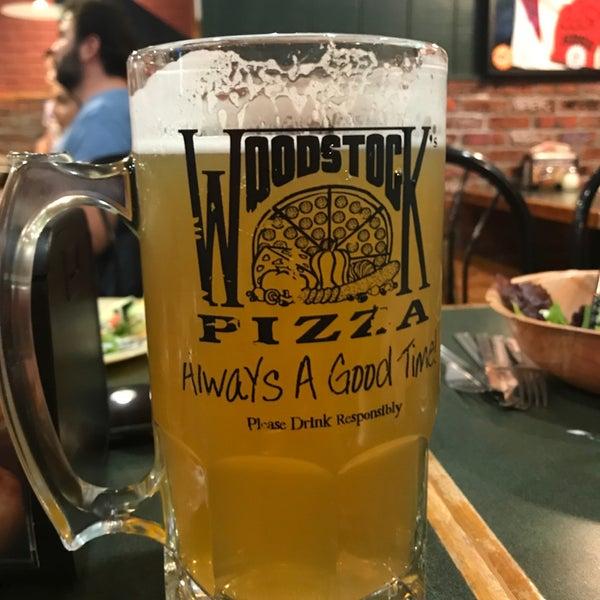 10/13/2018에 Josh S.님이 Woodstock's Pizza에서 찍은 사진
