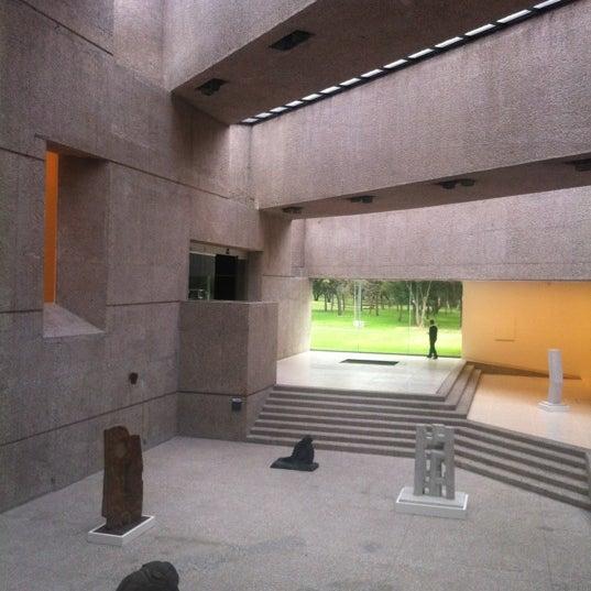 """11/2/2012 tarihinde """"Angel""""ziyaretçi tarafından Museo Tamayo'de çekilen fotoğraf"""