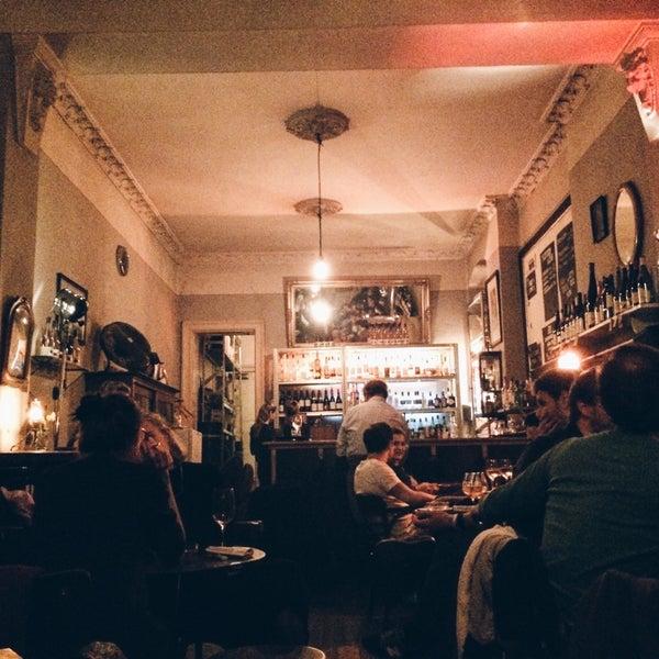 Das Foto wurde bei Meine Bar ICI von Tomáš H. am 10/28/2016 aufgenommen