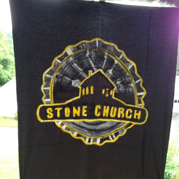 8/9/2013에 todd s.님이 The Stone Church에서 찍은 사진