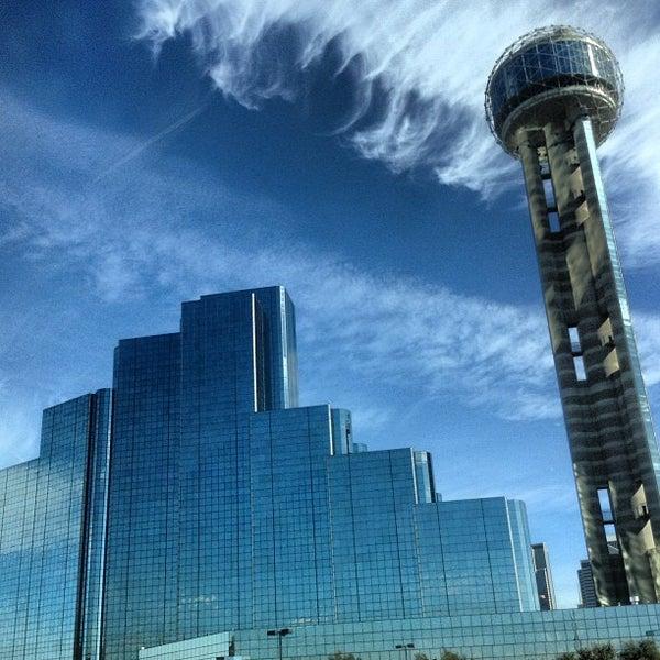 2/3/2013にGreg N.がReunion Towerで撮った写真