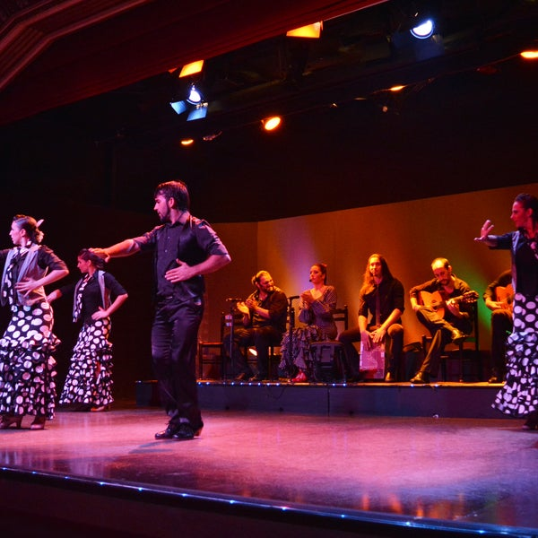 Снимок сделан в Palacio del Flamenco пользователем Palacio del Flamenco 11/11/2014