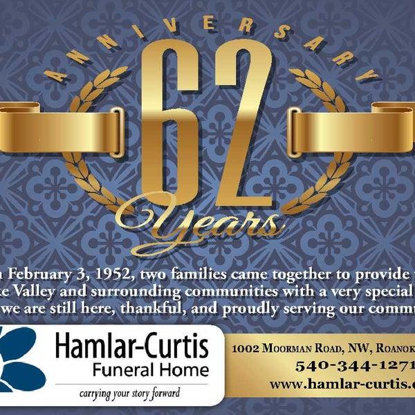 Photos at Hamlar-Curtis Funeral Home - Roanoke, VA