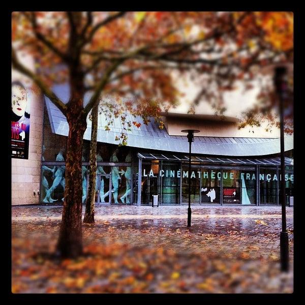 Foto scattata a La Cinémathèque Française da Albert M. il 11/17/2012