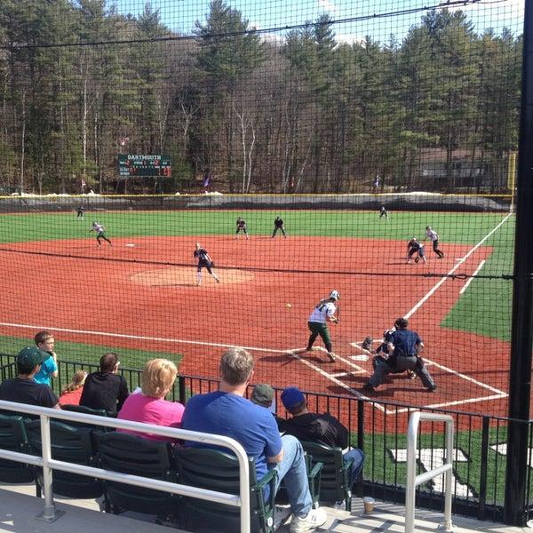 Photos at Dartmouth Softball Park - College Baseball Diamond