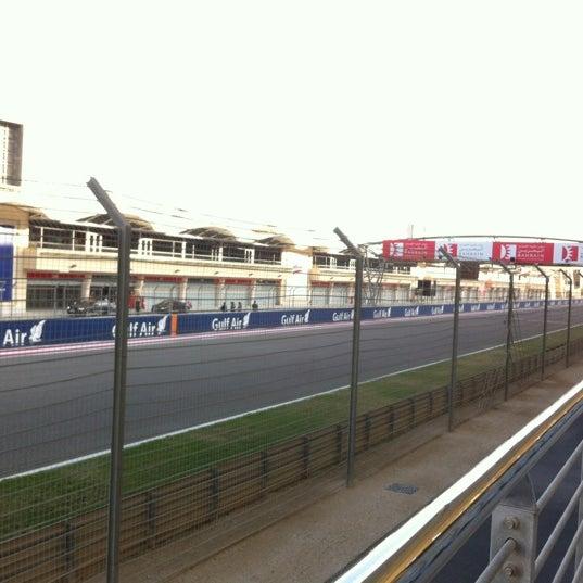 Foto scattata a Bahrain International Circuit da Fatima B. il 12/15/2012
