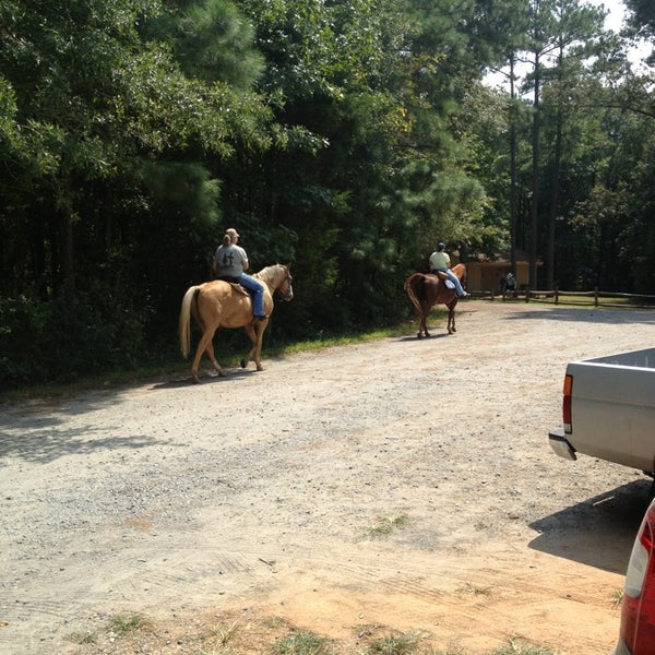 Foto scattata a Anne Springs Close Greenway da Jason H. il 9/1/2013