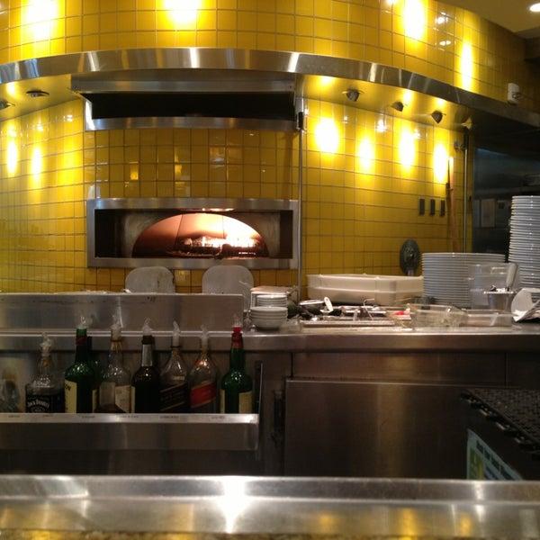 Photo Taken At California Pizza Kitchen At Boca Raton By Garry V. On 6/