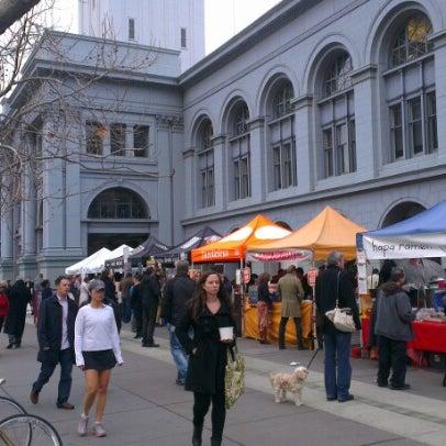 1/24/2013にMarek T.がFerry Plaza Farmers Marketで撮った写真