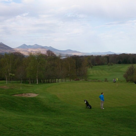 Photos At Castlerosse Hotel Golf Resort Hotel In Killarney