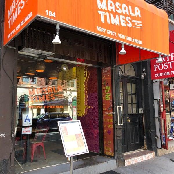 Photo prise au Masala Times par Jason L. le4/24/2018
