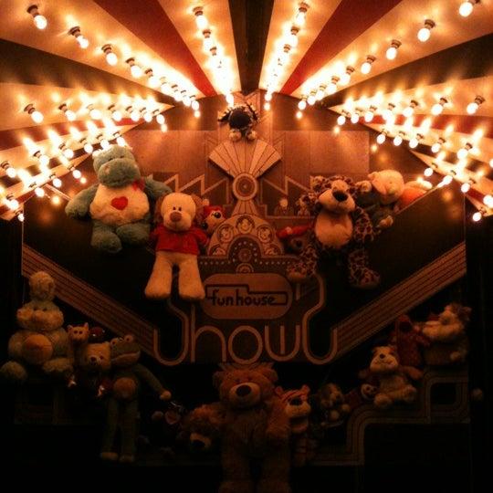 11/5/2012にLuke C.がFunhouseで撮った写真