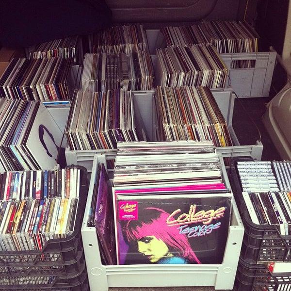 Снимок сделан в Biit Me Record Store / Oü Biitmii пользователем Madis N. 7/6/2013