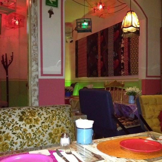 Das Foto wurde bei Sabor Amor von elsa a. am 11/18/2012 aufgenommen