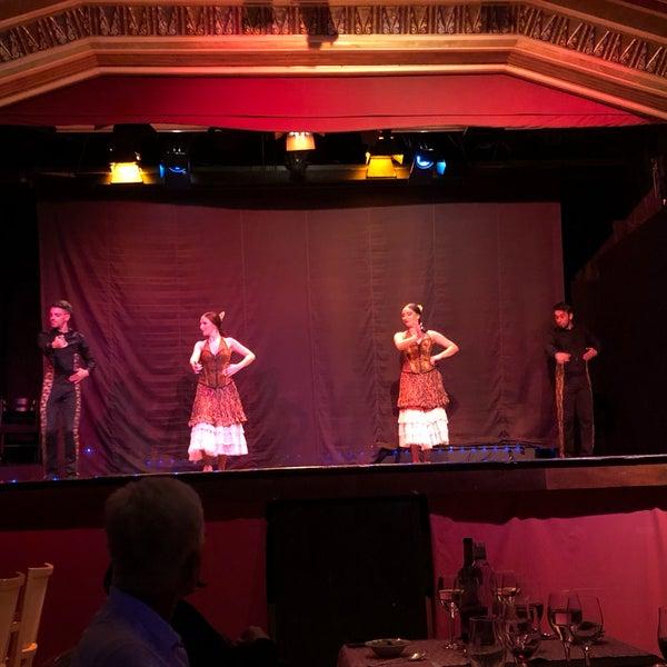 Das Foto wurde bei Palacio del Flamenco von Mohammed A. am 8/11/2019 aufgenommen
