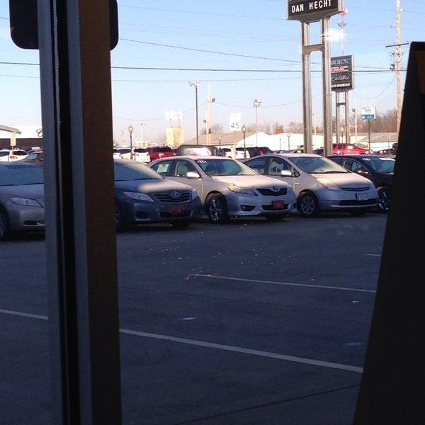 Dan Hecht Chevrolet Toyota Effingham Il