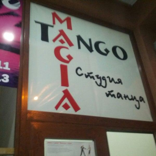 Das Foto wurde bei Tango-Magia Dance Studio von Askar B. am 11/14/2013 aufgenommen