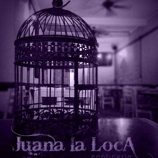 Foto diambil di Juana la Loca -Cantineria oleh Juana la Loca -Cantineria pada 11/15/2014