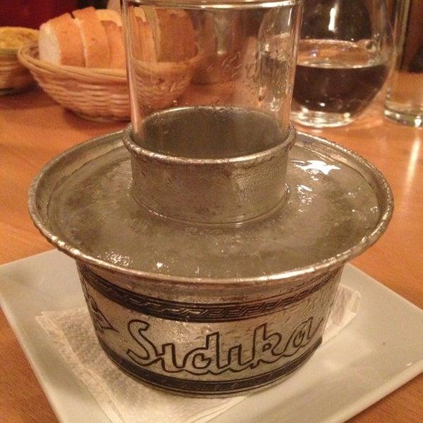 Foto tomada en Sıdıka Meze Restoranı por Mehmet O. el 1/23/2013