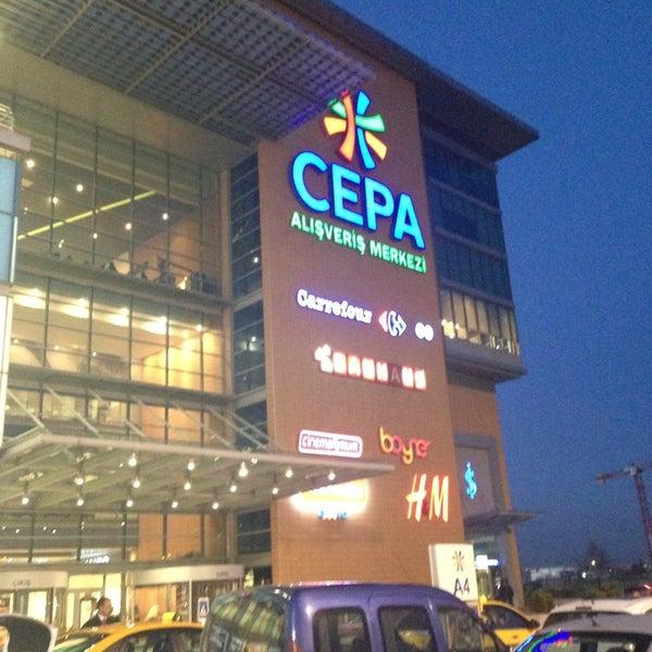 Das Foto wurde bei Cepa von murat h. am 4/10/2013 aufgenommen