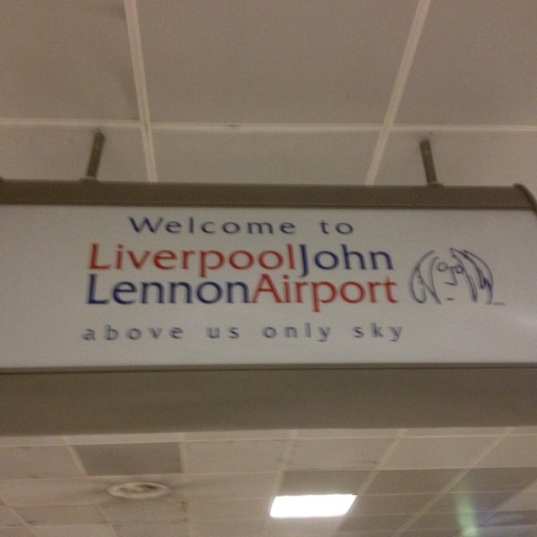 รูปภาพถ่ายที่ Liverpool John Lennon Airport (LPL) โดย Philip M. เมื่อ 7/22/2013