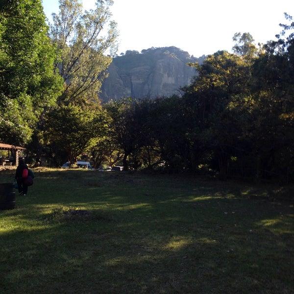 รูปภาพถ่ายที่ Campo Escuela Scout Meztitla โดย Irán S. เมื่อ 1/9/2016