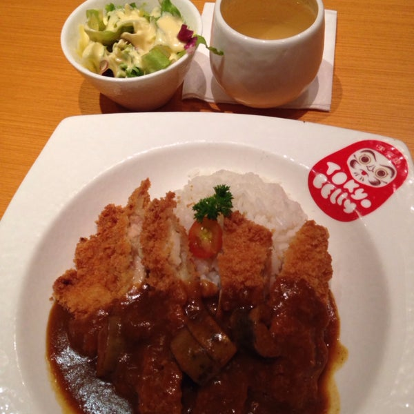 Chicken Katsu Curry is my fave. Check it out!!