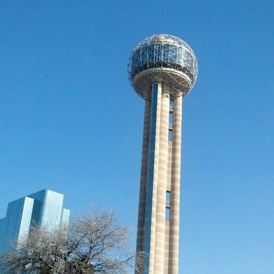 3/8/2013にRaquel R.がReunion Towerで撮った写真