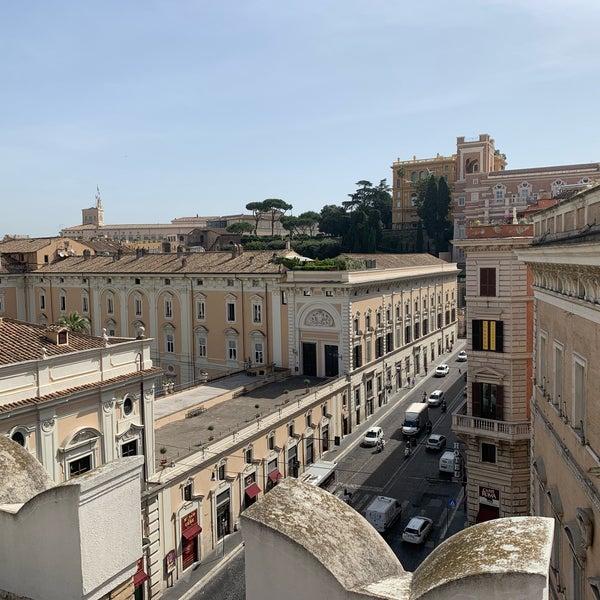 Photos At Terrazza Civita Palazzo Generali Piazza Venezia