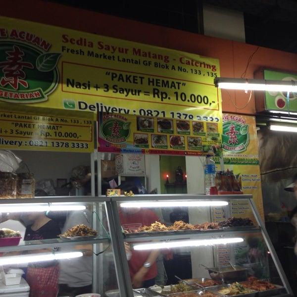 Emie Acuan Vegetarian Vegetarian Vegan Restaurant In Jakarta Capital Region