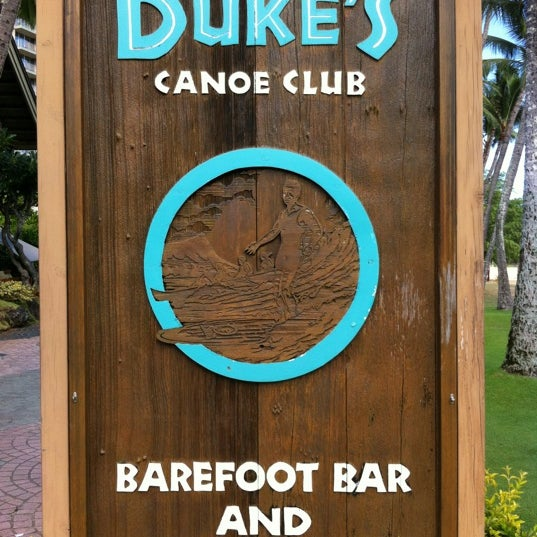 10/21/2012에 Bill C.님이 Duke's Kauai에서 찍은 사진