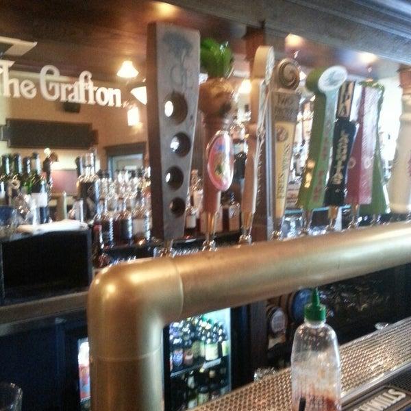 7/14/2013にEric B.がThe Grafton Irish Pub & Grillで撮った写真