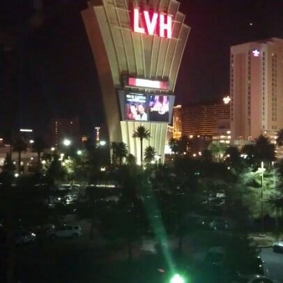 Снимок сделан в LVH - Las Vegas Hotel & Casino пользователем Matthew M. 9/29/2012