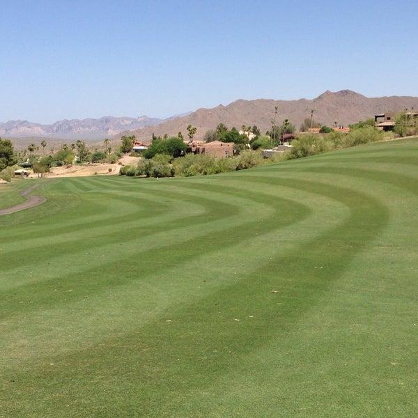 Das Foto wurde bei Desert Canyon Golf Club von Ricky P. am 6/8/2014 aufgenommen
