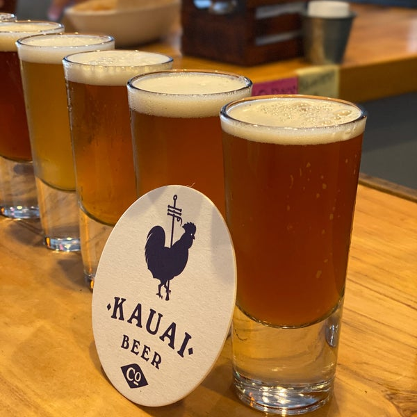 10/15/2019にSheryl H.がKauai Beer Companyで撮った写真