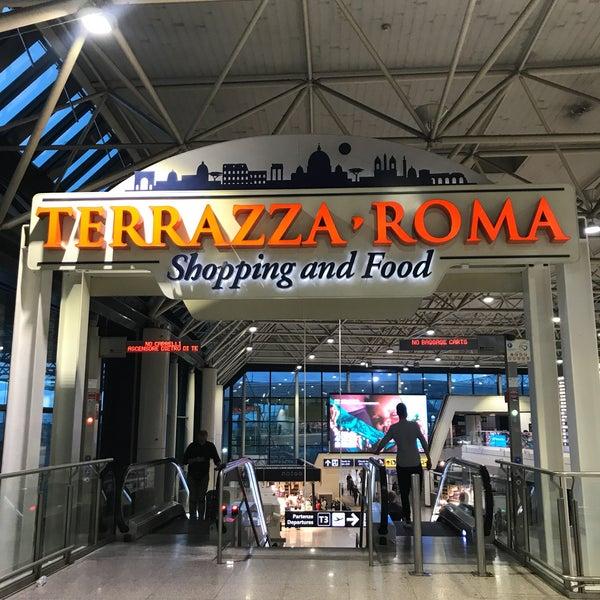 Terrazza Roma Fiumicino 52 Visitors