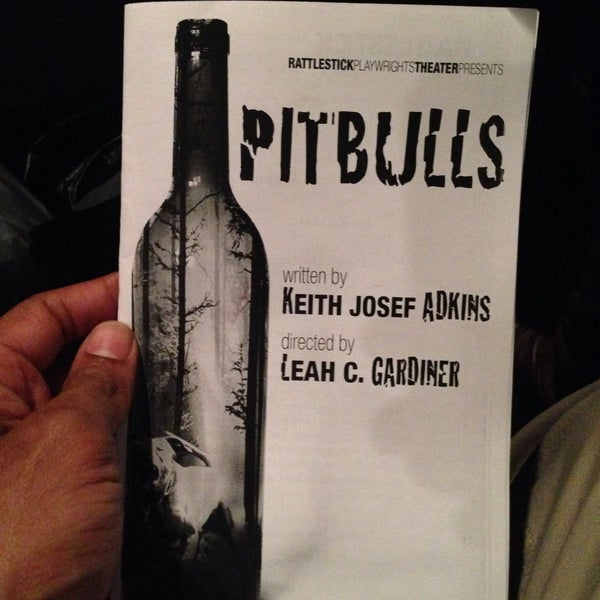 12/21/2014にNathan J.がRattlestick Playwrights Theaterで撮った写真
