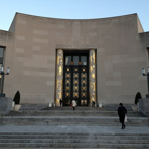 Brooklyn Public Library Central Library Prospect Park 118 Tips