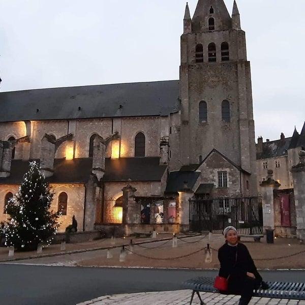 Foto diambil di Château de Meung-sur-Loire oleh Tel A. pada 12/27/2019