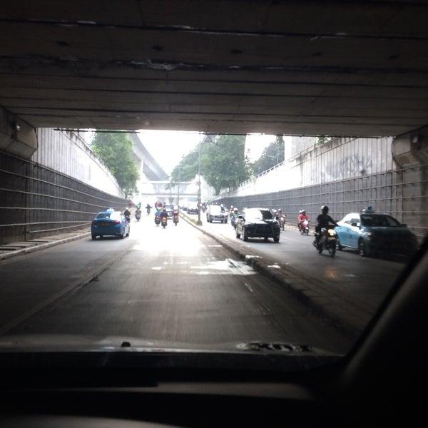 Terowongan Casablanca - Galleria in Jakarta Selatan