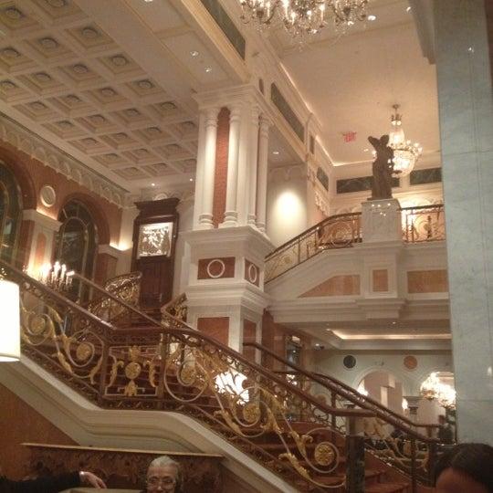 11/17/2012에 Paty C.님이 Lotte New York Palace에서 찍은 사진