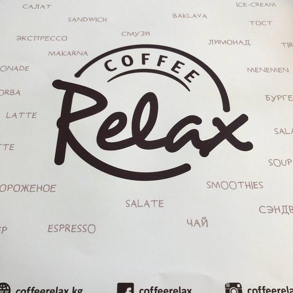 Foto tomada en Coffee Relax por Çağrı E. el 8/29/2017